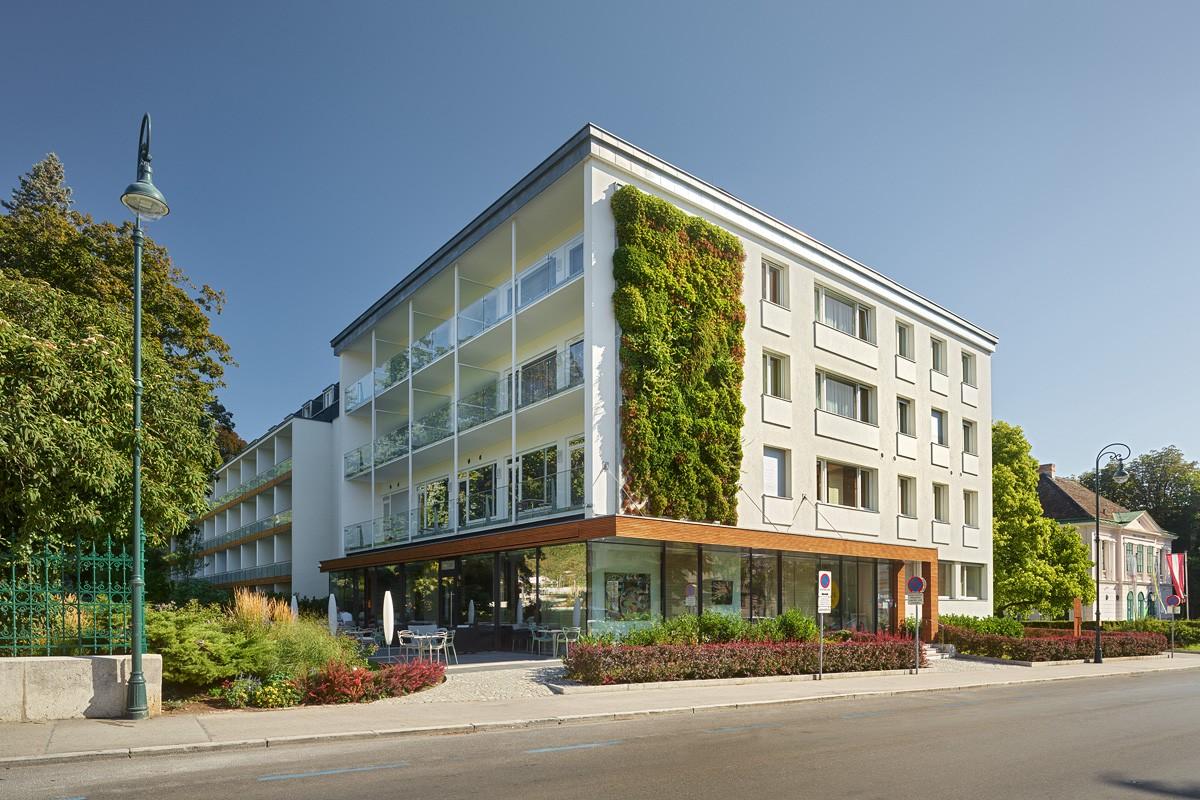 RESTART in Baden bei Wien und dem At the Park Hotel!