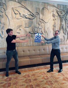 5 Flipcharts von Tagen in Österreich für das At the Park Hotel!